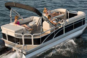 New 2016 Pontoon Boats